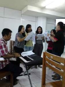 practice vocal